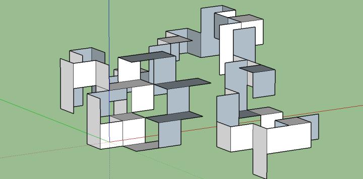 planar model